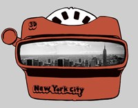 Viewmaster Fine Art Print