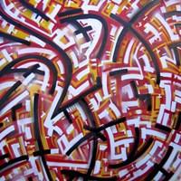 Mad Zolar, 2012 Fine Art Print