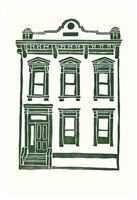Williamsburg Building 1 (Manhattan Ave. between Jackson and Withers) Fine Art Print