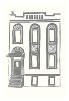 """Williamsburg Building 2 (199 Maujer Street) by Live from bklyn - 13"""" x 19"""""""
