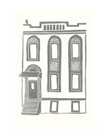 Williamsburg Building 2 (199 Maujer Street) Fine Art Print