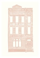 """Williamsburg Building 3 (Queen Anne) by Live from bklyn - 13"""" x 19"""""""