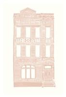 Williamsburg Building 3 (Queen Anne) Fine Art Print