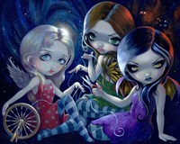 The Three Fates Fine Art Print
