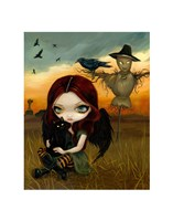The Scarecrow Fine Art Print