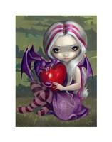 Valentine Dragon Fine Art Print