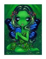 """Verdant Green by Jasmine Becket-Griffith - 11"""" x 14"""""""