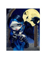 """The Whispered Word Lenore by Jasmine Becket-Griffith - 11"""" x 14"""""""