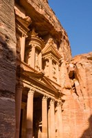 The Treasury, El-Khazneh, Petra, UNESCO Heritage Site, Jordan by Nico Tondini - various sizes