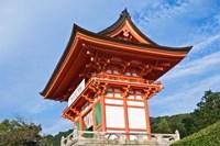 Kiyomizudera Temple Gate, Japan by Rob Tilley - various sizes