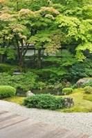 Sennyuji Temple Garden, Kyoto, Japan Fine Art Print