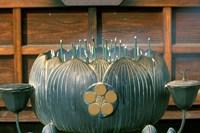 Incense Burner, Kyoto, Japan by Rob Tilley - various sizes