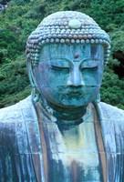 Great Buddha Detail, Kotokuji Temple, Kamakura, Japan by Rob Tilley - various sizes