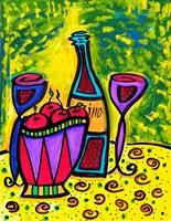 Sweet Cherry Wine Fine Art Print
