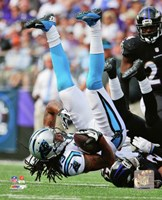 Kelvin Benjamin 2014 in action Fine Art Print