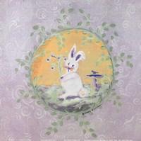 Spring Bunny II Fine Art Print