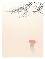 In Autumn Fog Fine Art Print