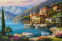 Villa Bella Vista Fine Art Print
