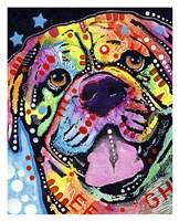 """Bosco by Dean Russo - 26"""" x 32"""" - $35.99"""