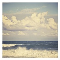 Out to Sea Fine Art Print