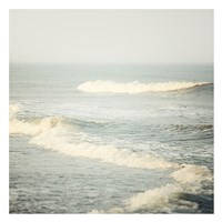 The Sound of Waves Fine Art Print