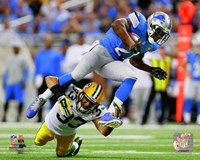 Reggie Bush 2014 Action Fine Art Print