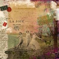 Joie De Vivre by Sandy Lloyd - various sizes