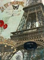 La Vie Parisienne by Sandy Lloyd - various sizes