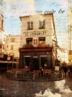 Le Consulat by Sandy Lloyd - various sizes