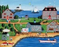 Clair's Cove Fine Art Print