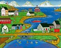 Cranberry Cove Fine Art Print