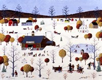 Maple Sugar Season by Joseph Holodook - various sizes