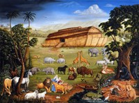 Noah's Ark by Joseph Holodook - various sizes