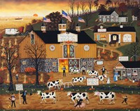 When The Cows Come Home by Joseph Holodook - various sizes