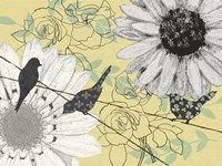 Birds on a Wire I by Jade Reynolds - various sizes