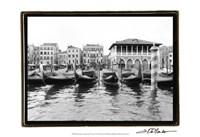 "Glimpses, Grand Canal, Venice II by Laura Denardo - 19"" x 13"""