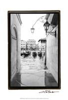 "Glimpses, Grand Canal, Venice III by Laura Denardo - 13"" x 19"""