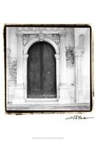 """Venetian Doorways II by Laura Denardo - 13"""" x 19"""""""