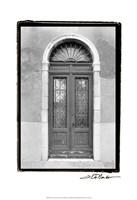 """Venetian Doorways III by Laura Denardo - 13"""" x 19"""""""