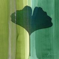 Silver Leaf Tile I by James Burghardt - various sizes
