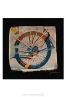 "RPM Tiles I by James Burghardt - 13"" x 19"""
