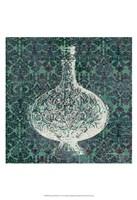 """Patterned Bottles IV by James Burghardt - 13"""" x 19"""""""