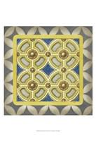 Classic Tile II Fine Art Print
