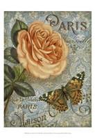 Memories of Paris I Fine Art Print