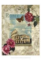 """Eternal Rome by Abby White - 13"""" x 19"""", FulcrumGallery.com brand"""