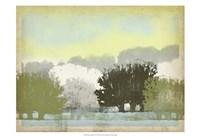 "Serene Park II by Vision Studio - 19"" x 13"""