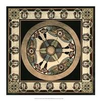"Arts & Crafts Motif IV by Vision Studio - 16"" x 16"""