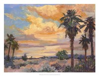 Desert Repose I Fine Art Print
