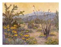 "Desert Repose IV by Nanette Oleson - 26"" x 20"""