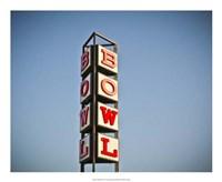"Vintage Bowl I by Recapturist - 22"" x 18"""